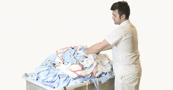 Laundry Management | www.xanitos.com